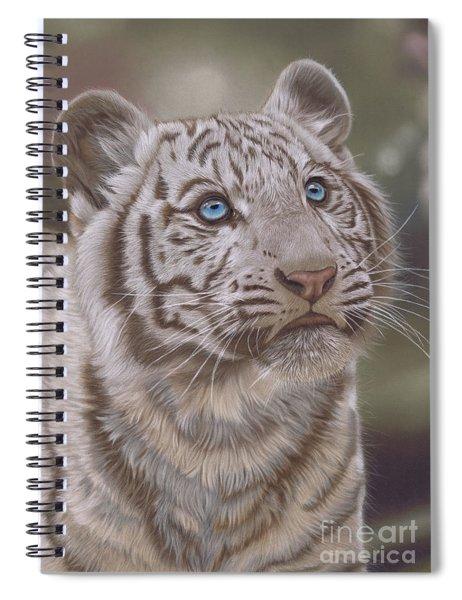 White Mischief Spiral Notebook