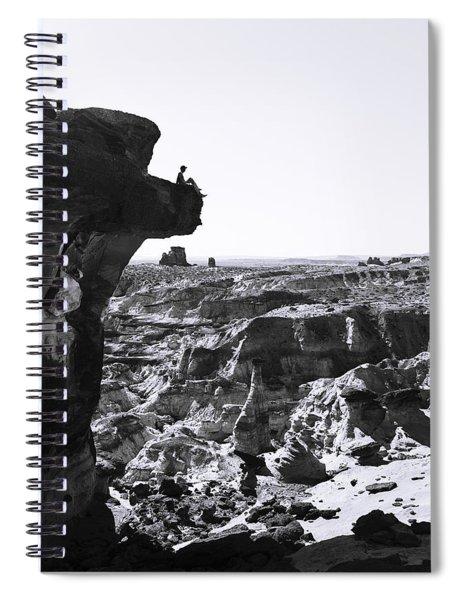White Rocks Spiral Notebook
