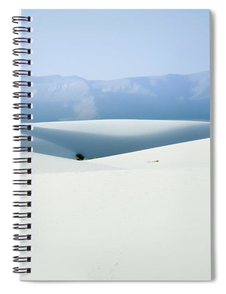 White Sands, New Mexico Spiral Notebook