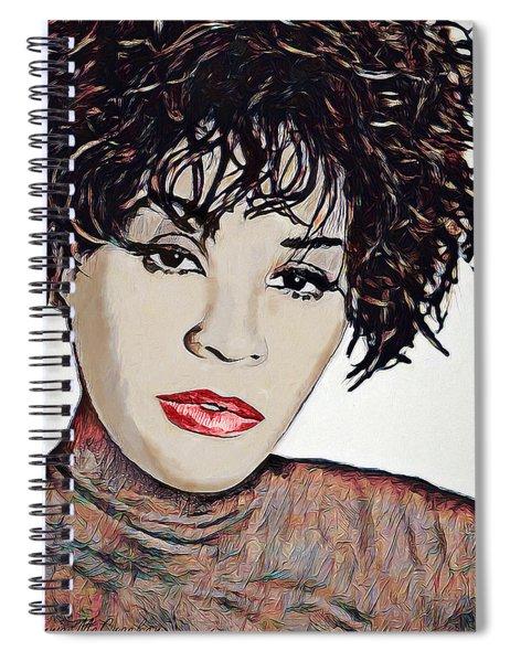 Whitney Spiral Notebook