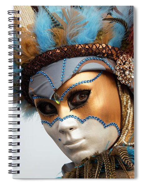 Who Are You? Spiral Notebook