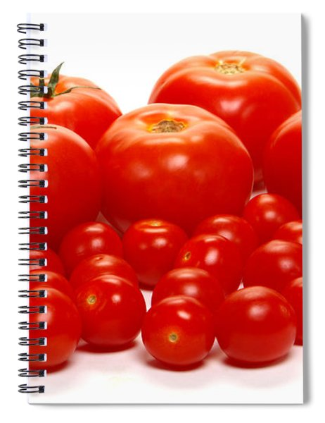 Whole Lotta Tomatoes Spiral Notebook
