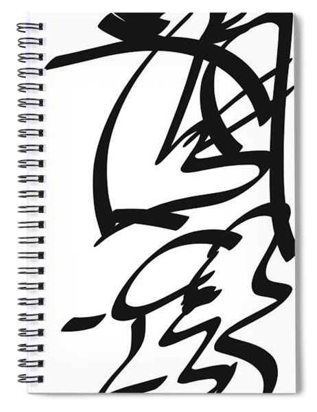 Whose Language? Spiral Notebook