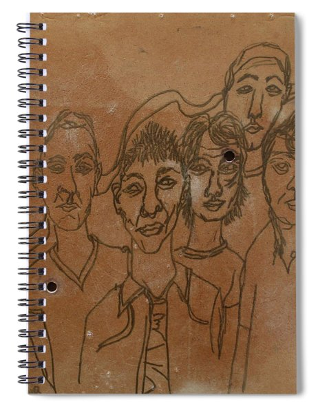 Why Do I Have To Be Famous Radiohead Spiral Notebook