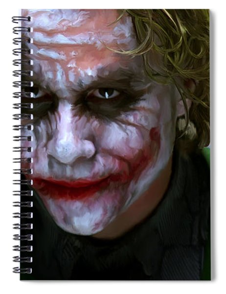 Why So Serious Spiral Notebook