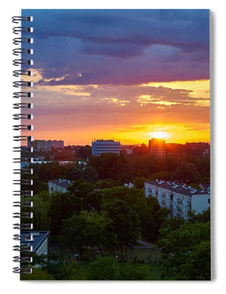 Why Spiral Notebook
