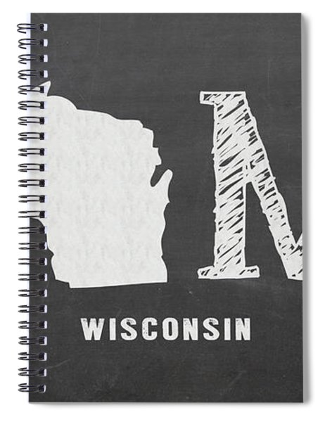 Wi Home Spiral Notebook