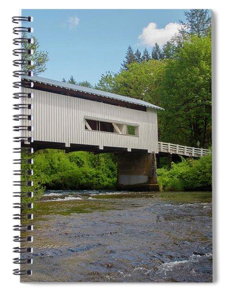 Wild Cat Bridge No. 2 Spiral Notebook