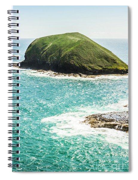 Wild Western Waters Spiral Notebook
