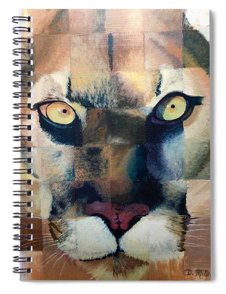 Wildcat Spiral Notebook