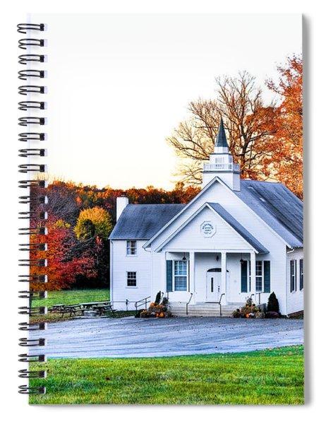 Wilderness Church Spiral Notebook