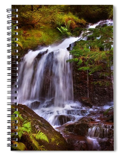 Wilderness. Rest And Be Thankful. Scotland Spiral Notebook