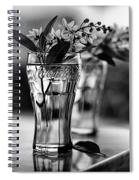 Wildflowers Still Life Spiral Notebook