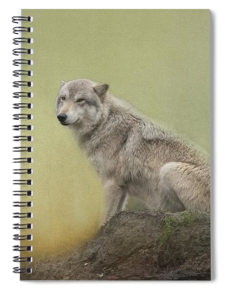Wildlife Alaska Spiral Notebook