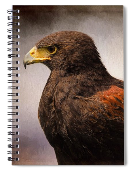 Wildlife Art - Meaningful Spiral Notebook