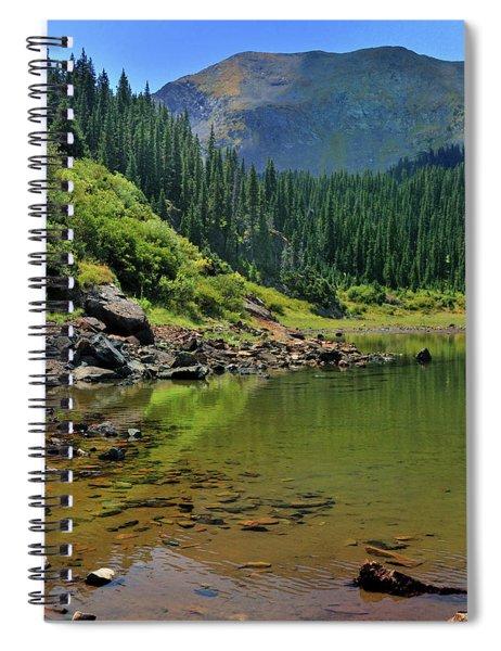 Williams Lake Spiral Notebook