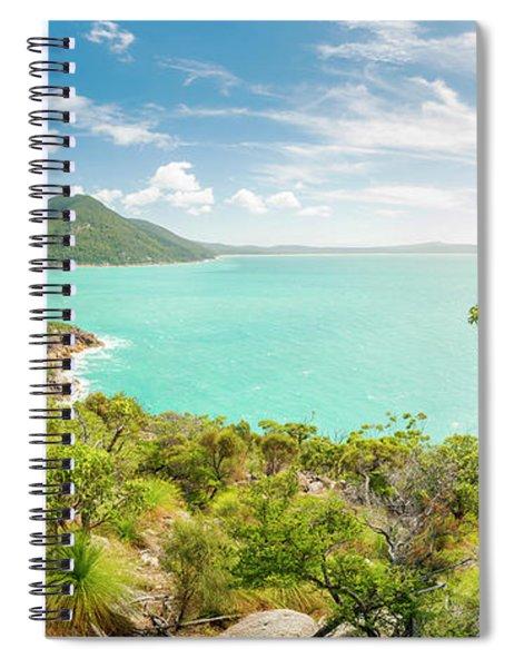Wilsons Promontory Panorama Spiral Notebook