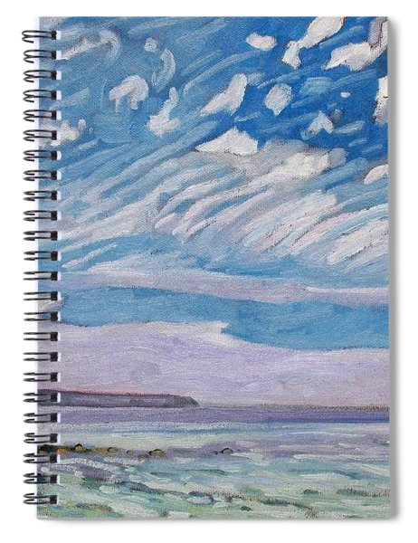 Wimpy Cold Front Spiral Notebook