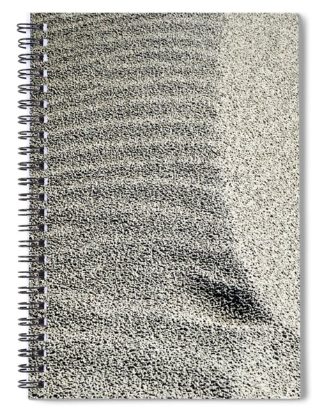 Wind Pattern Spiral Notebook