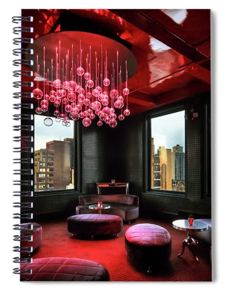 Windows Of The World Spiral Notebook