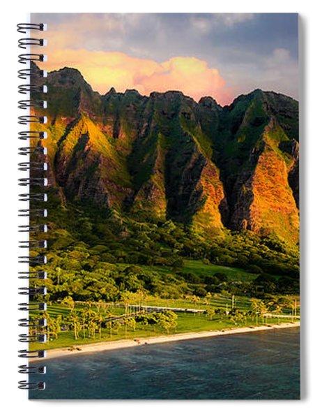 Windward Morning Spiral Notebook