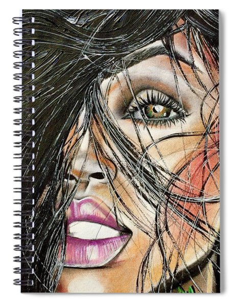 Windy Daze Spiral Notebook