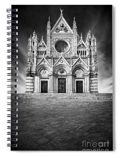 Wings Of The Eternal Spiral Notebook