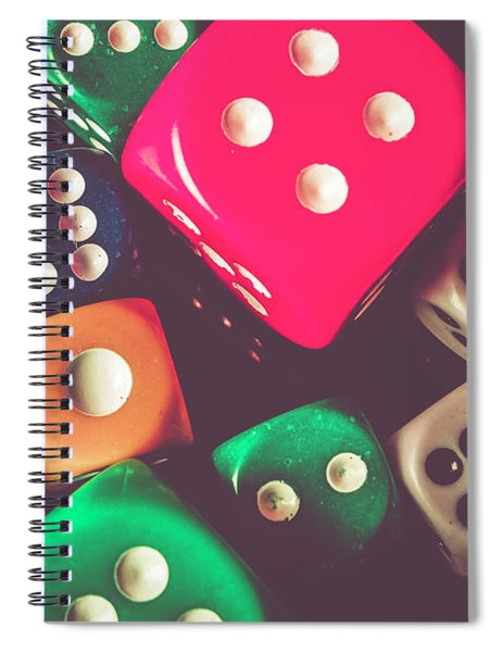 Winning Wager Spiral Notebook