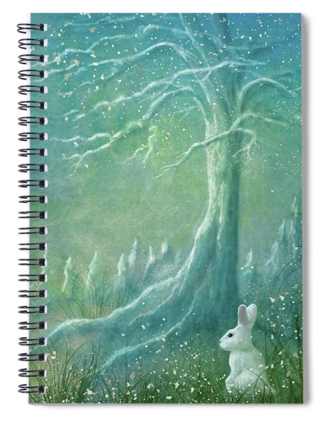 Winters Coming Spiral Notebook