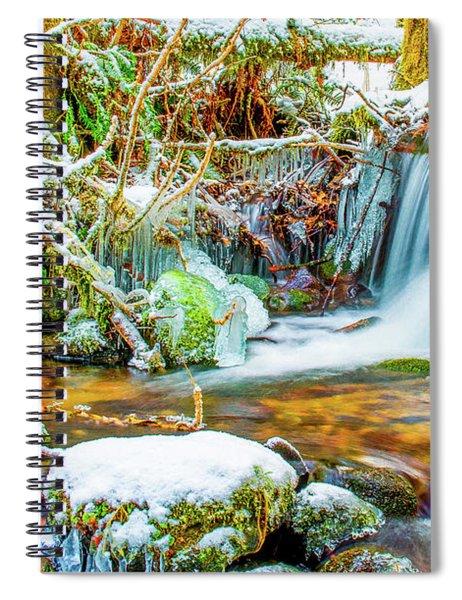 Winters Creek Spiral Notebook