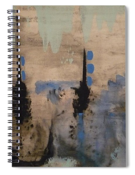 Winters Dream Spiral Notebook