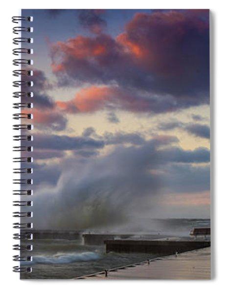 Winters Fury Spiral Notebook