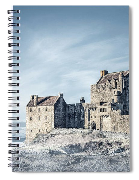 Wintertale Spiral Notebook