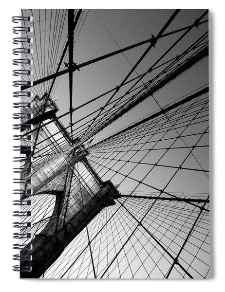 Wired Spiral Notebook