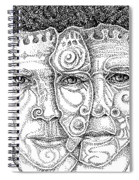 Wise Words-two Heads Are Better Than One Spiral Notebook