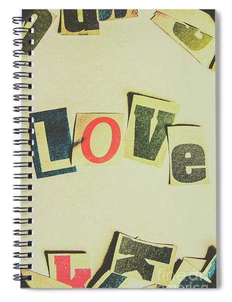 Wisest Word Of Them All Spiral Notebook