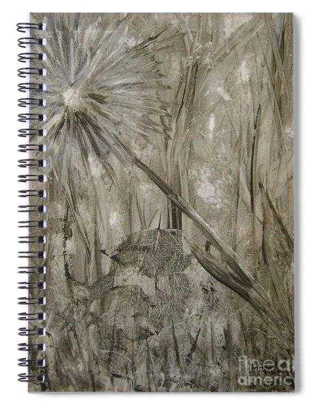 Wish From The Forrest Floor Spiral Notebook