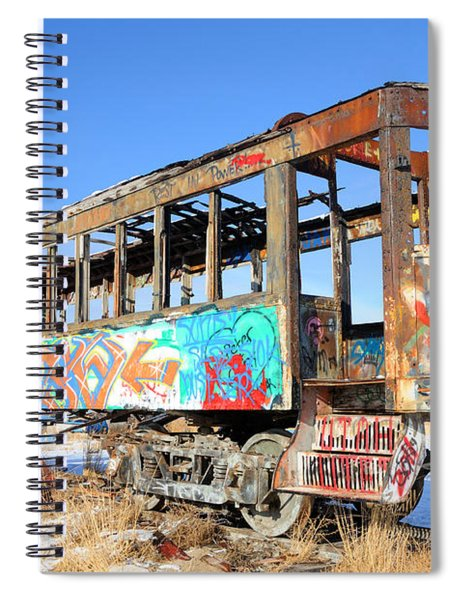 Wishing For Better Days Spiral Notebook