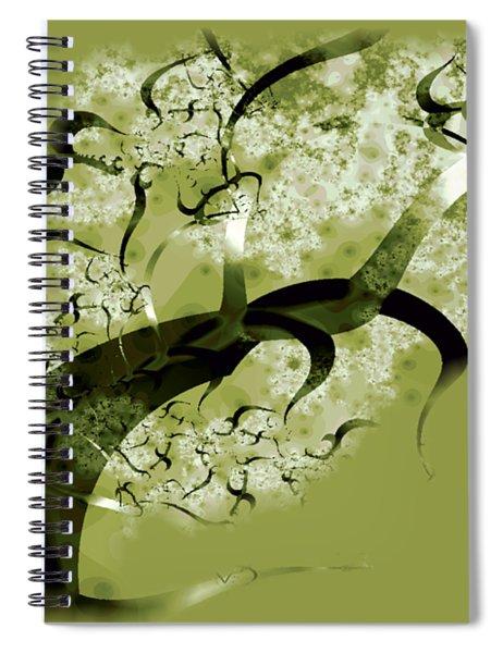 Wishing Tree Spiral Notebook