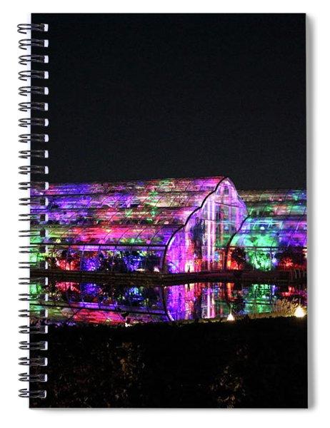 Wisley Aglow Spiral Notebook