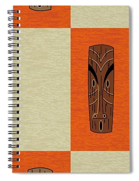 Witco Tikis 1 Spiral Notebook
