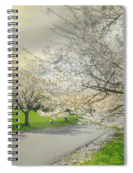 With Grace Spiral Notebook
