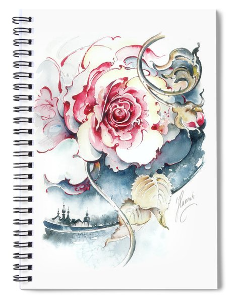 Without Fear Of The Storm Spiral Notebook
