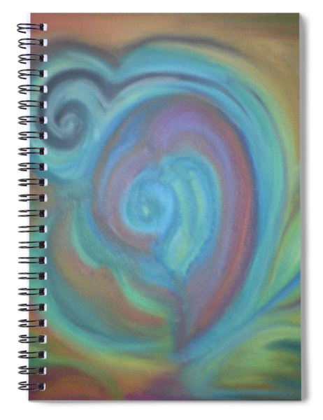 Without Titel Spiral Notebook