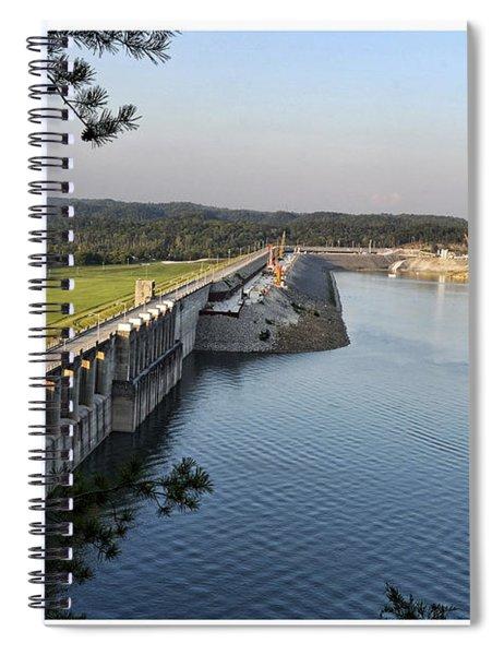 Wolf Creek Dam Spiral Notebook