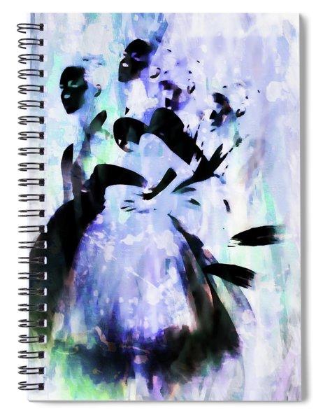 Women Be Spiral Notebook