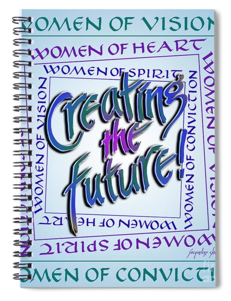 Women Of Vision Spiral Notebook