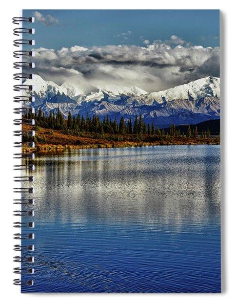Wonder Lake IIi Spiral Notebook
