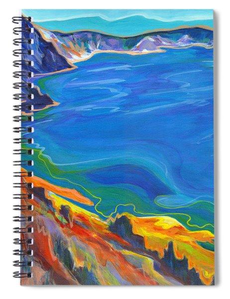 Wonder Lake  Spiral Notebook