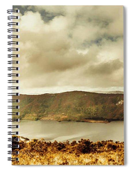 Wondrous Australia Wilderness  Spiral Notebook